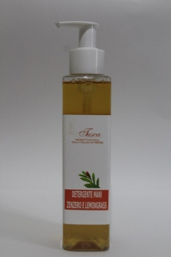 Detergente Mani Zenzero e Lemongrass